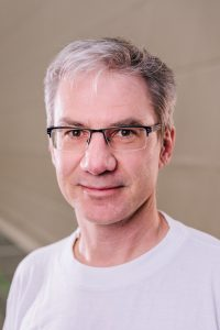 Portrait Martin Gerber