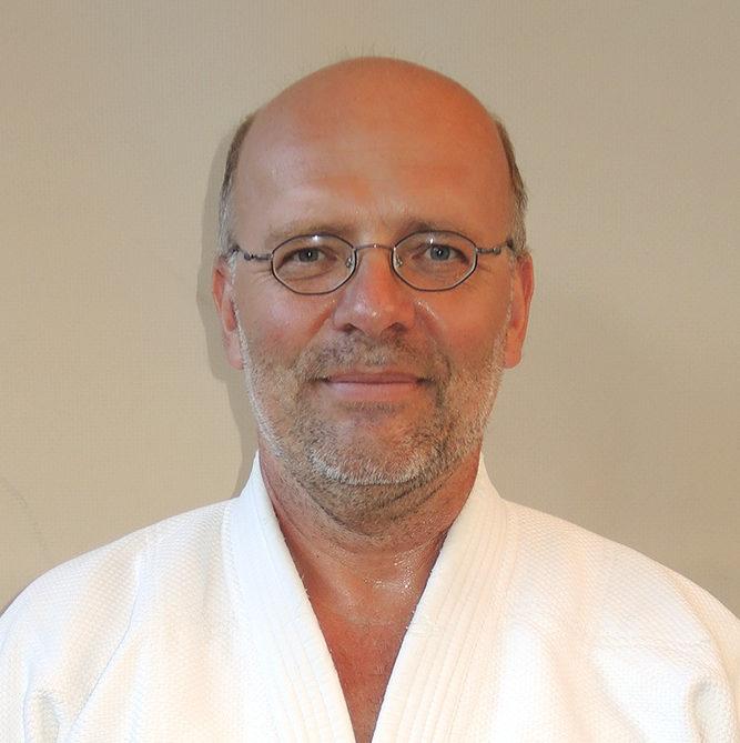 2. DAN Judo